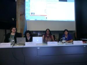 WSIS CC panel